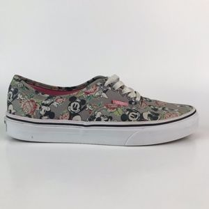 Disney and Vans Authentic Minnie Mouse Slate Shoe